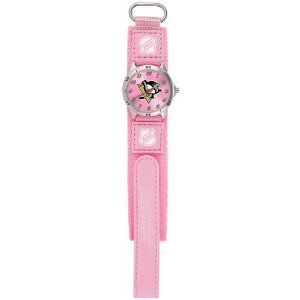 Pittsburgh Penguins Pink Watch