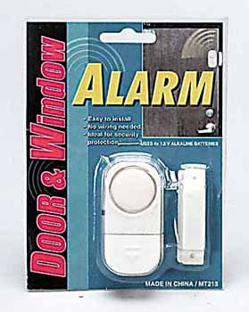 Door & Window Alarm Door & Window Alarm