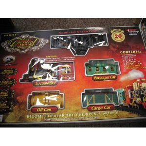 Series Classical Train Set
