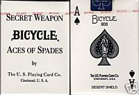 Bicycle Desert Shield Ace of Spades 808 Playing Cards Bicycle Desert Shield Ace of Spades 808 Playing Cards deck