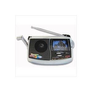 Dynamo Rechargeable 12 band, sw/mw/tv radio Dynamo Rechargeable 12 band, sw/mw/tv radio emergency