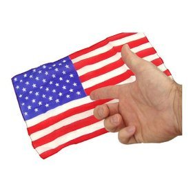 American Flag Blendo Silks Magic Trick Close Up American Flag Blendo Silks Magic Trick Close Up Magic Magical Magician Illusion